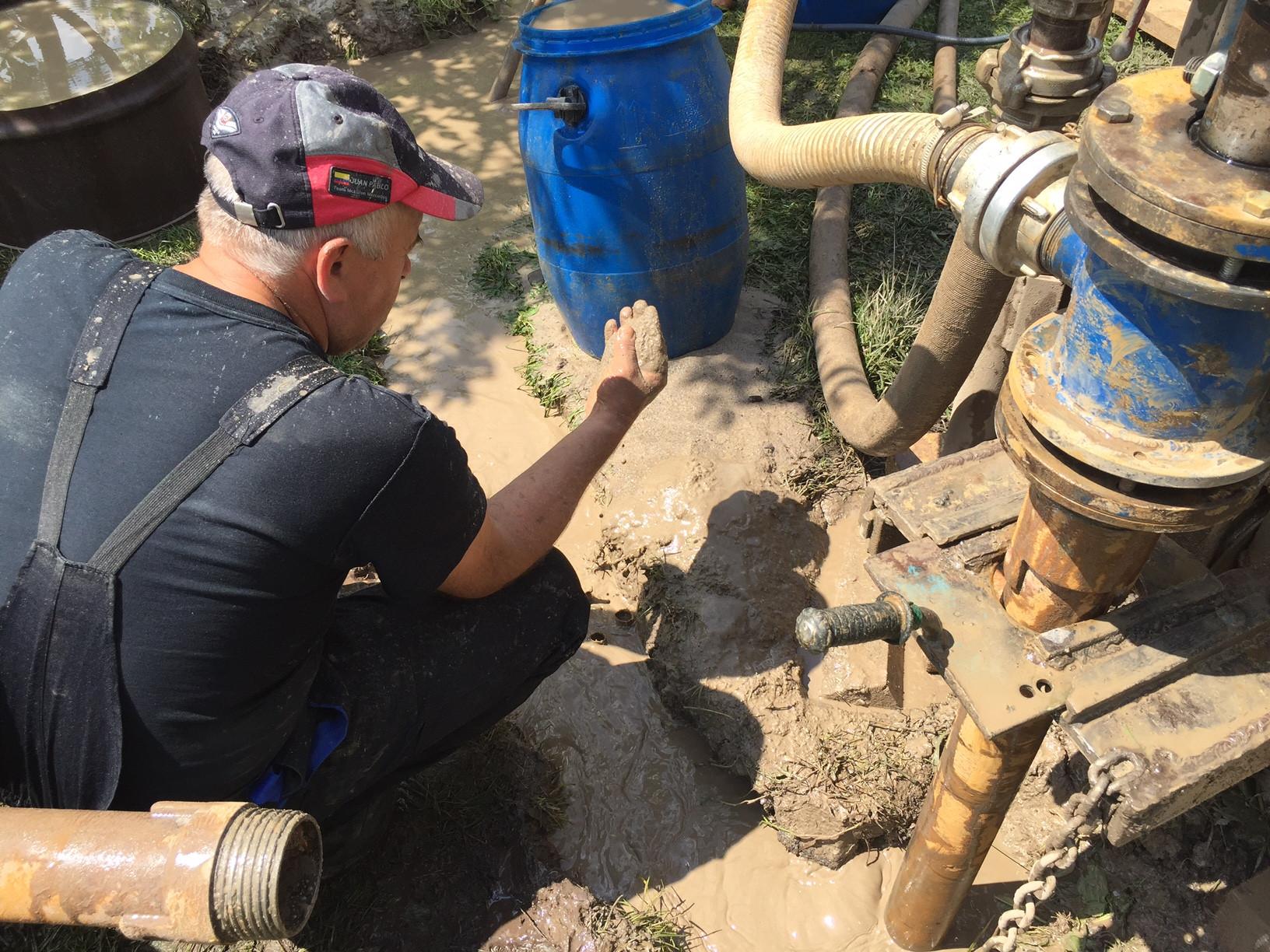 Очистка и ремонт скважин в Гомеле и Минске